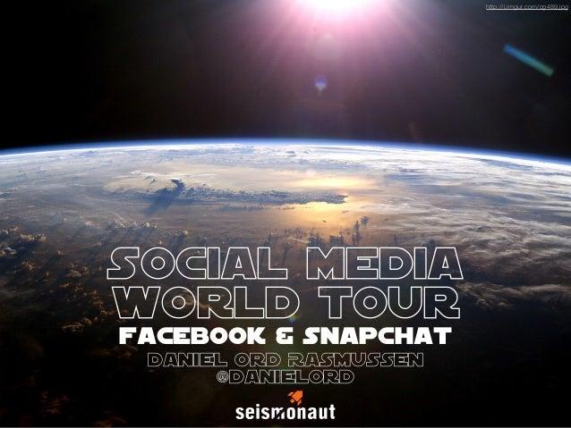 Social Media Trends Summer 2014