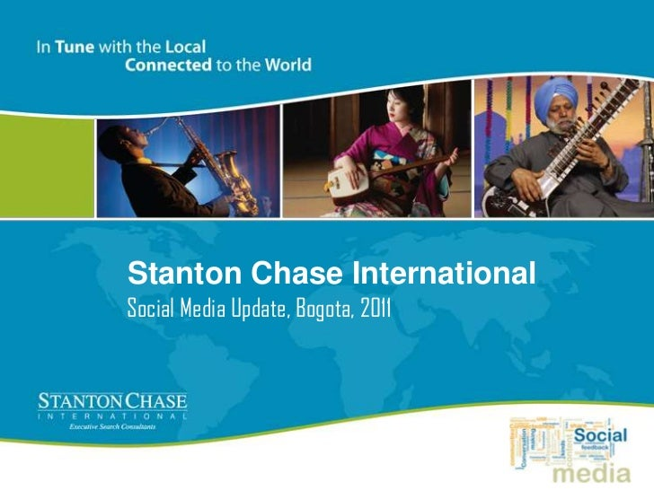 Stanton Chase InternationalSocial Media Update, Bogota, 2011