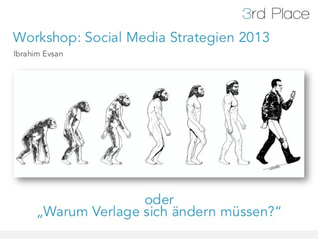 Social Media für Verlage
