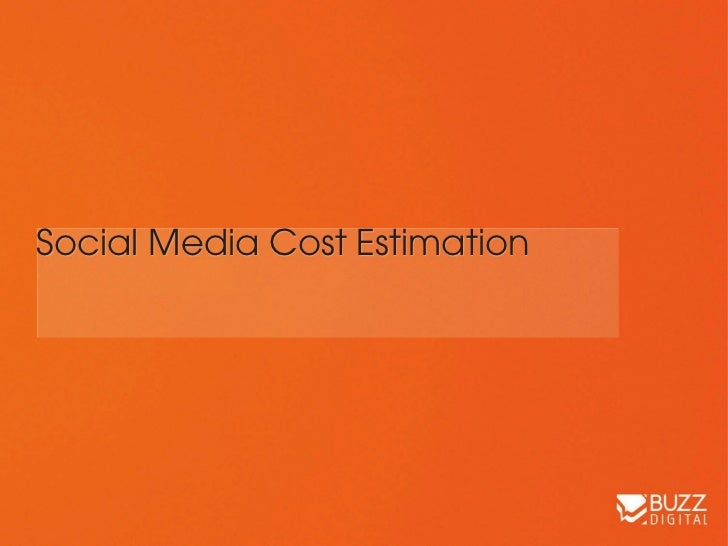 Social media marketing Cost_Buzz Digital V1.4