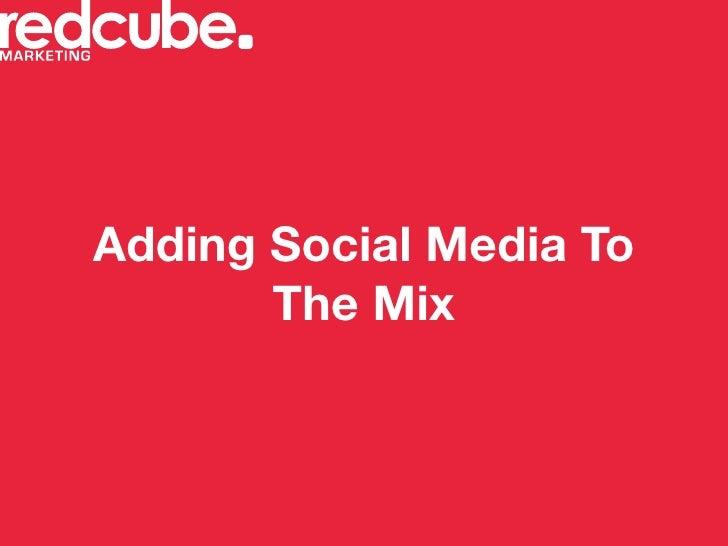 Social Media Planning Framework                                           Goals         ROI                               ...