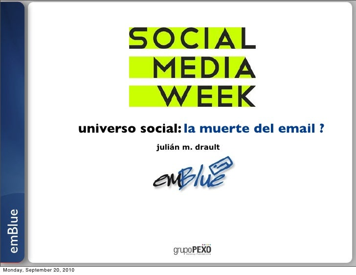 Social Media Week- Buenos Aires