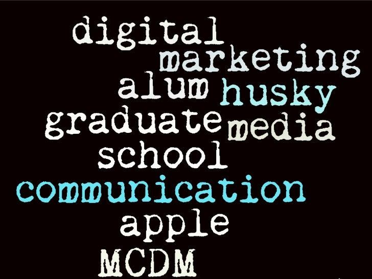 Social media workshop: How-to
