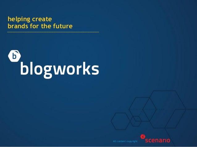 Social Media Workshop - The Content Challenge - Sankalp Unconvention 2013