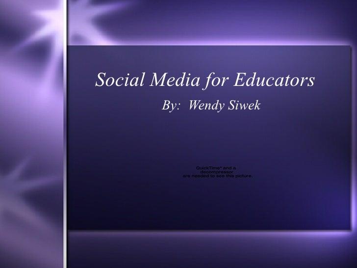Socialmedia Wsiwek