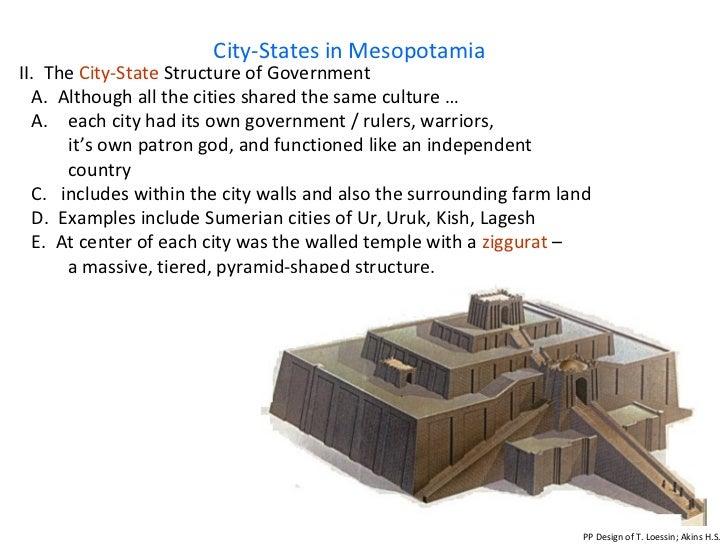 Social Mesopotamian Civilization