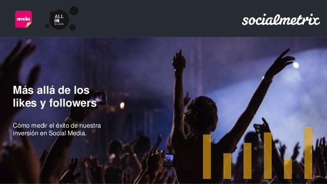 #ALLINtegrated - Martin Enriquez - Más allá de los likes y followers