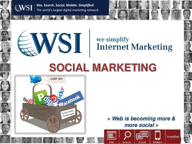 SOCIAL MARKETING                                                               17 Octobre 2012                            ...