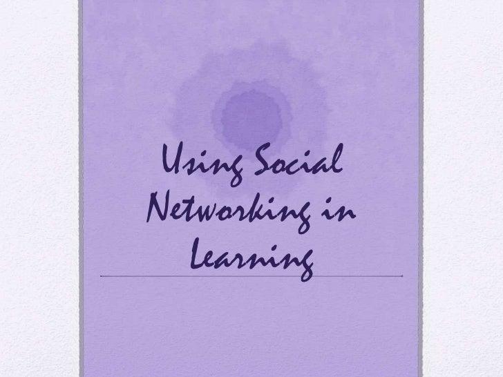 Socialnetworking