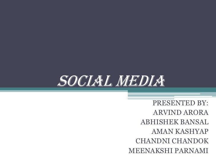 Social networking (1)