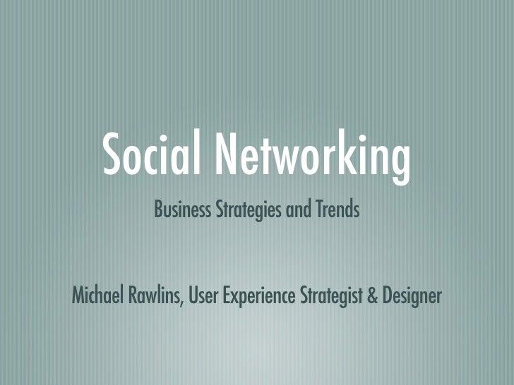 Social Networking CFO Dec 2009