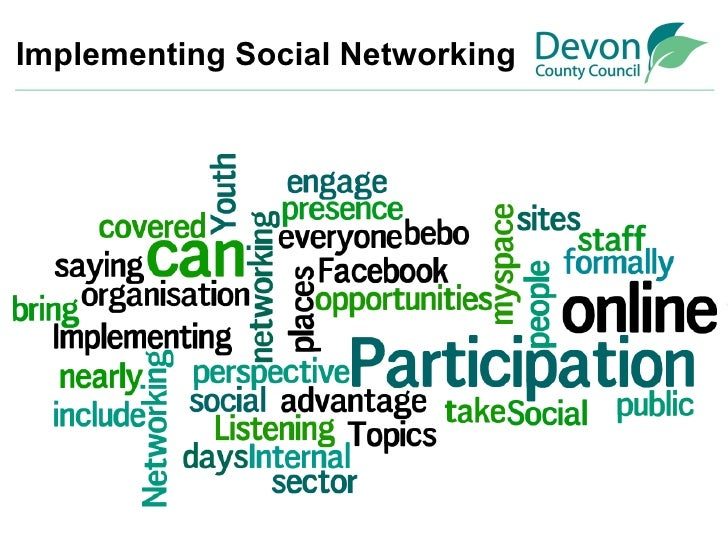 Implementing Social Networking