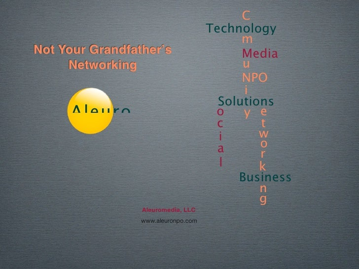 C                                      Technology                                            m Not Your Grandfather's     ...