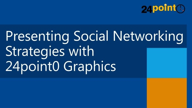 Social Networking PowerPoint Presentation