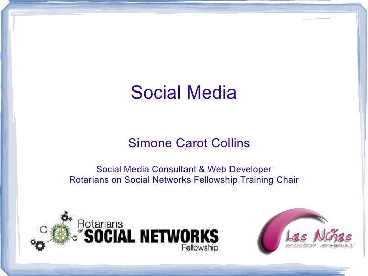 Social Media for Australian Rotarians