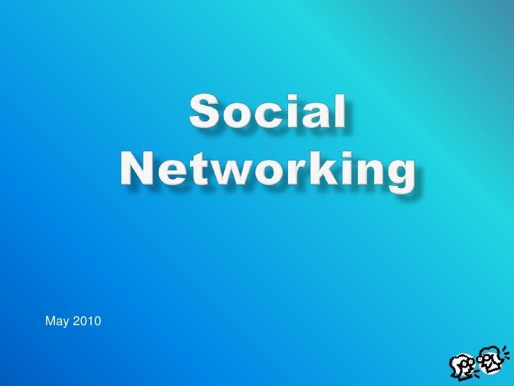 Social networking sb-jb_may2010