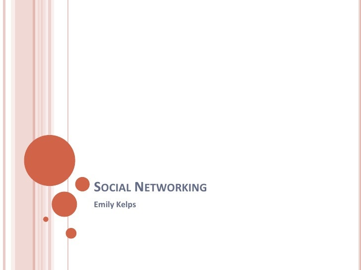 Social Networking Shrm   Emily
