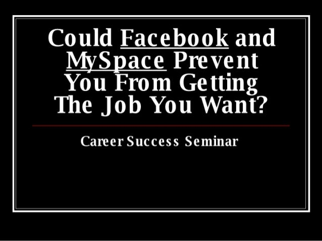 SocialNetworkingSitesandtheJobSearch