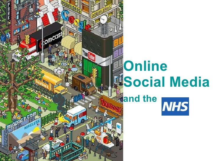 Social Networks And The Nhs