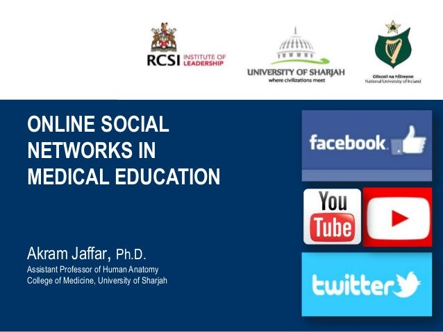 Social networks in medical education