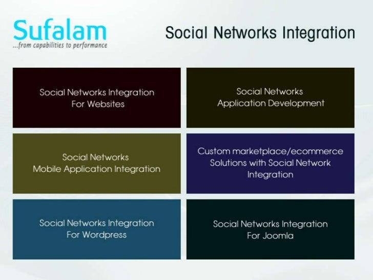 Facebook Application Development - Social Networks Integration