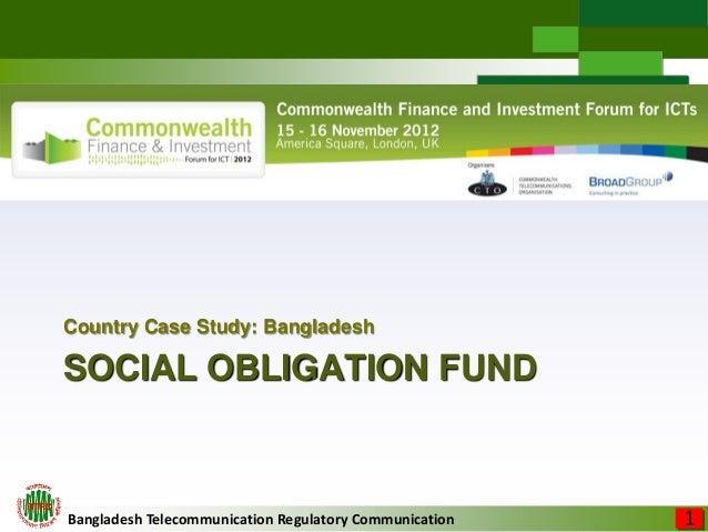 Social Obligation Fund