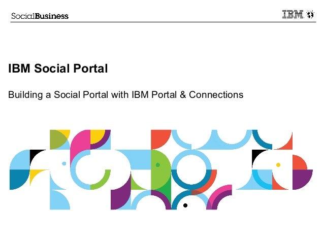 IBM Social Portal 2012 (Korean)