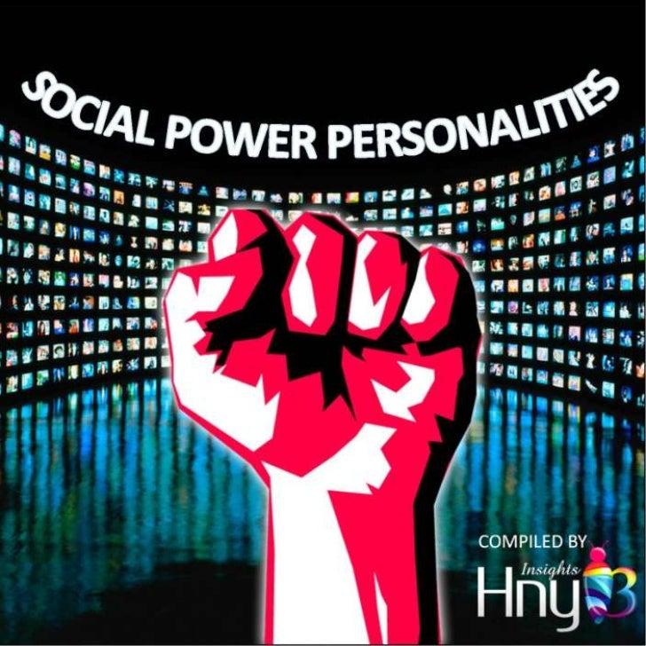 Social Power Personalities
