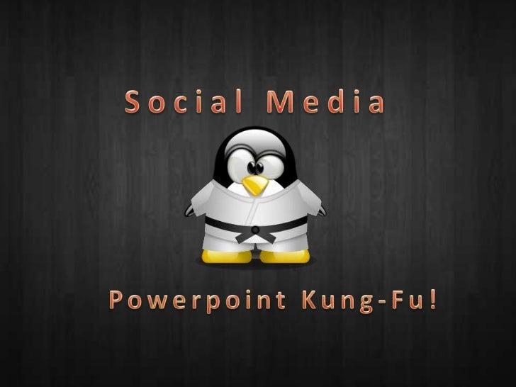 Social Media Powerpoints