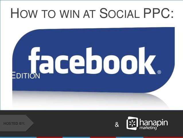 Webinar Recording: How to Win at Social PPC - Facebook Edition