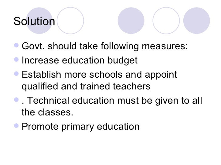 essay on technical education in pakistan