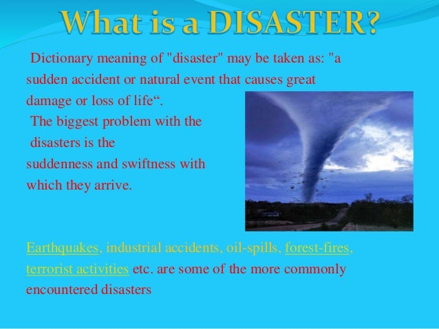 my responses and services to the community in the event of a natural disaster For research, the disaster information management research center of the the us department of health & human services has posted librarians and libraries respond to disasters: bibliography on library roles in disaster preparedness, response, and recovery.