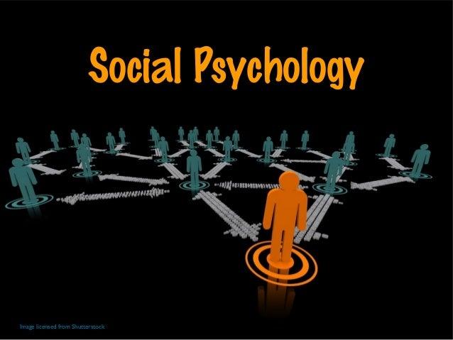 Social Psychology Introduction