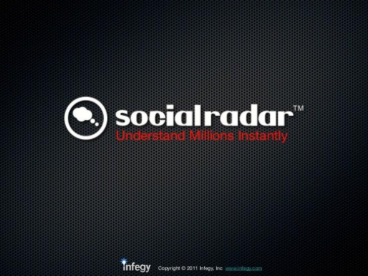 Social Radar 3.0 Deck