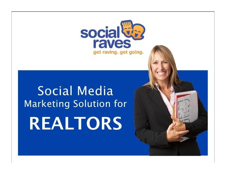 Social MediaMarketing Solution for REALTORS