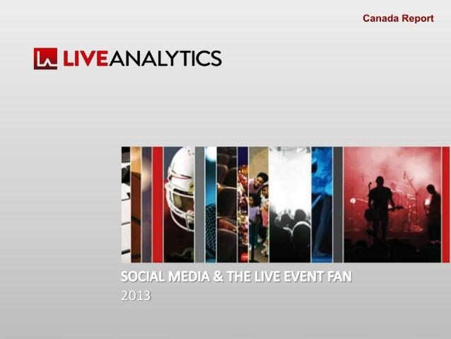 Social Report: Canada 2013