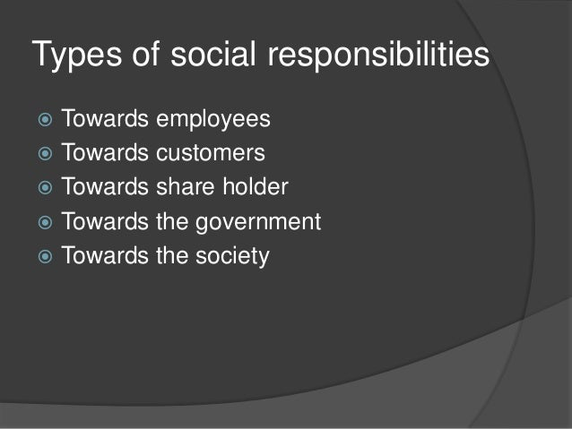 """The Challenges and Disadvantages of Social Responsibility 