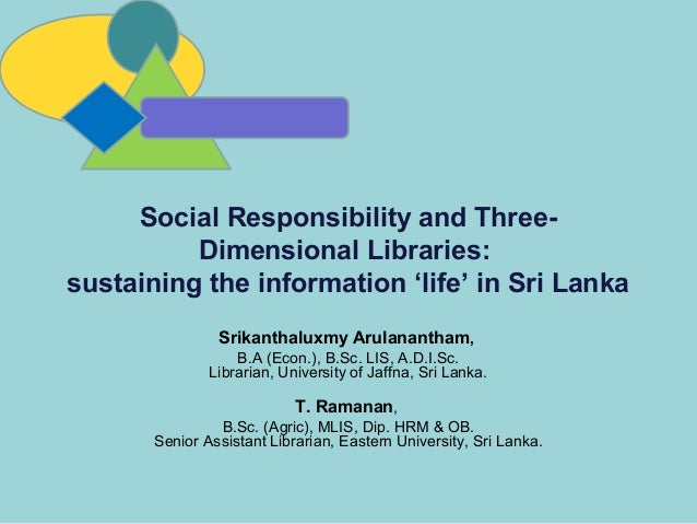 Social responsibility and_three-dimensional_libraries1