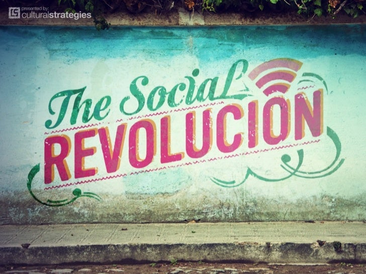 Social revolucion presentation