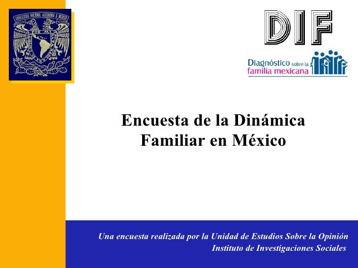 Una encuesta realizada por la Unidad de Estudios Sobre la Opinión Instituto de Investigaciones Sociales