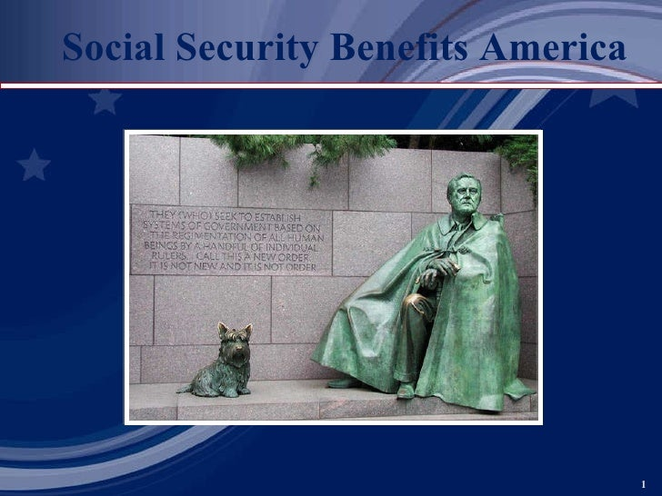 Social Security Benefits America