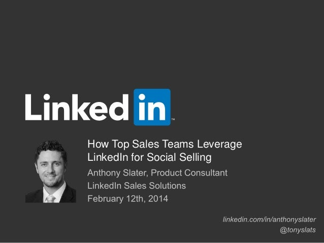 Social Selling with LinkedIn - Melbourne