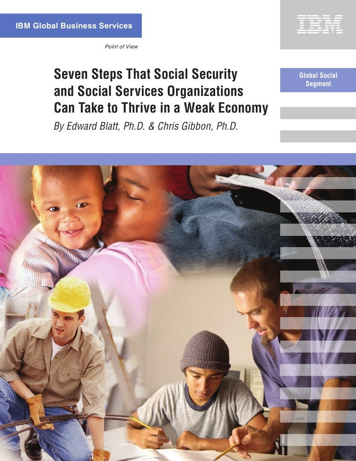 Social Service Administrative Strategies: Seven Steps to Thrive in a Weak Economy