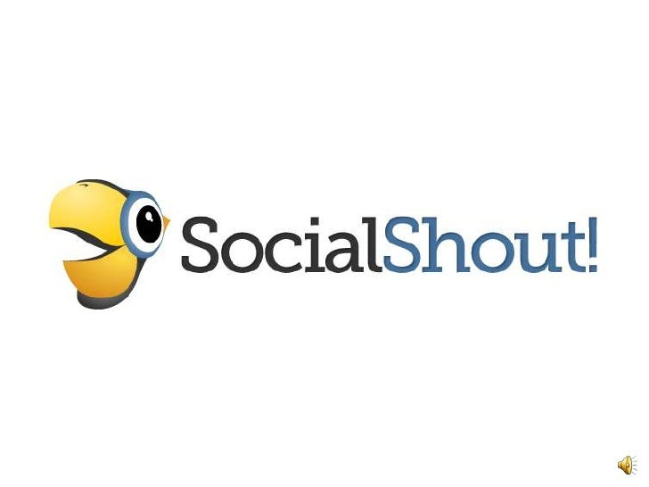 SocialShout! - the Social Commerce Marketplace
