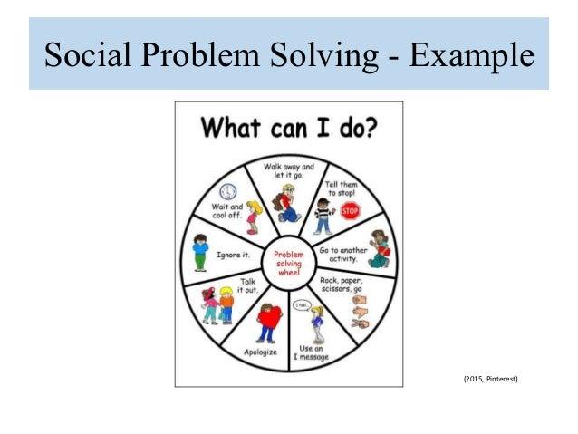 resume problem solving skills examples