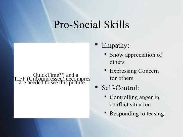 Social Skills Interventions