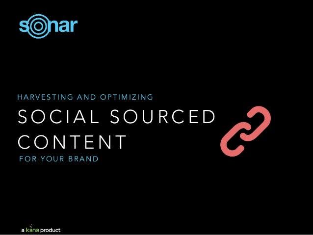 Using Social Media to Rank Link Popularity
