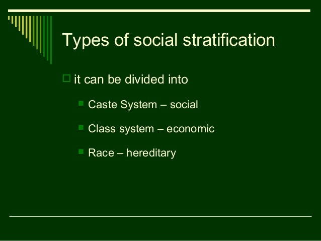 social stratification in jamaica Question: what are the causes of social stratification in the caribbean throughout our lives, there must have been some form of categorization whether your.