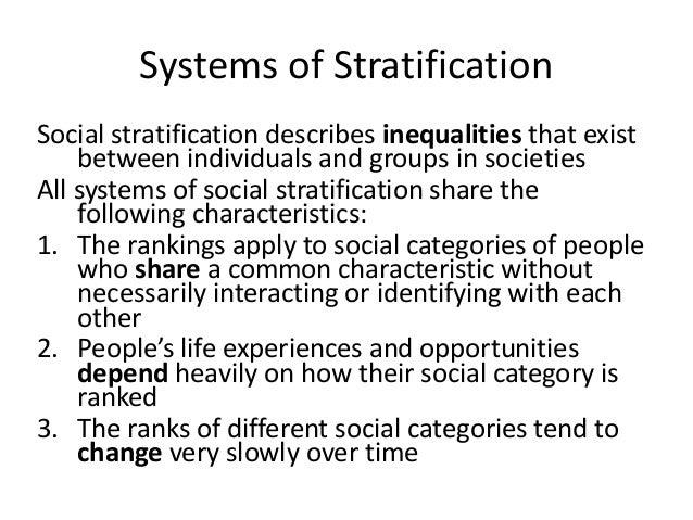 social stratification in england essay