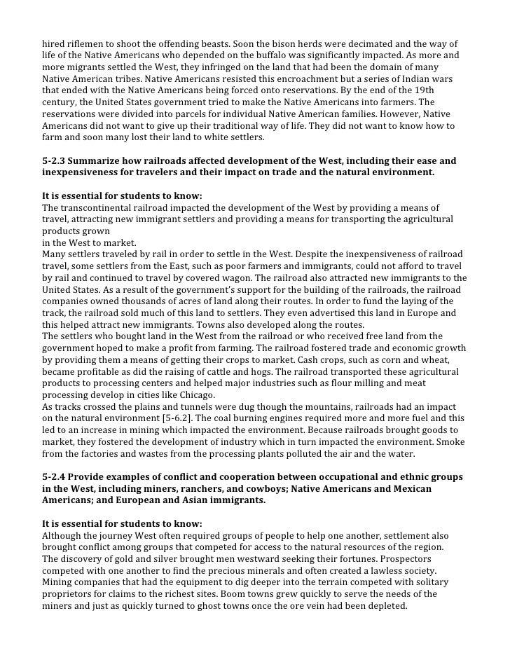 5th grade social studies test pdf